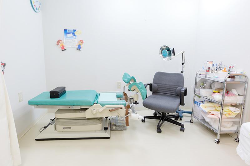 肛門科診療室